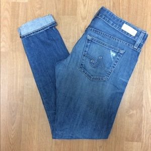 AG Nikki Skinny Jeans